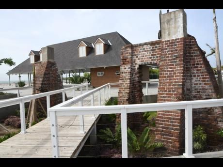The Historic Naval Dockyard is a versatile space.