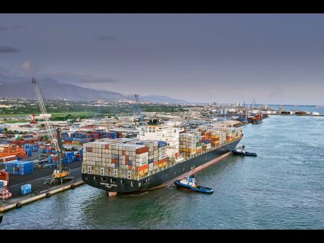 Higher-than-normal freight rates are expected to continue throughout the year, at least.