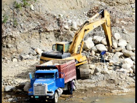 Commissioner of Mines Roy Nicholson says a team from the Mines and Geology Division and the Ministry of Agriculture and Fisheries is to conduct a site visit of the Yallahs River soon.