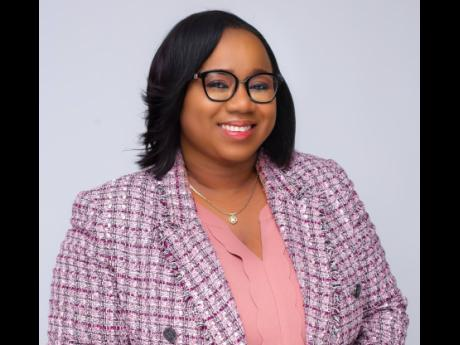 Sherika Jackson-Grant, general manager, BlinkSky Jamaica.