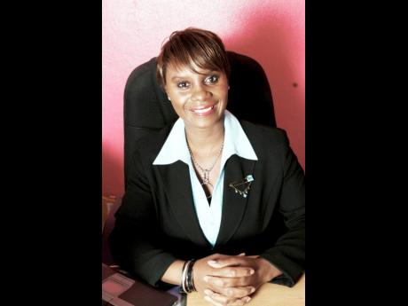 Jacinth Hall-Tracy, managing director, Lasco Financial Services Limited.