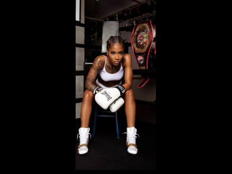 Hood Celebrityy is well-known for being an artiste championing the dancehall scene in the United States, but she also has an interest in amateur boxing and brings her fighting spirit to the fore with her new single, 'Champion'.