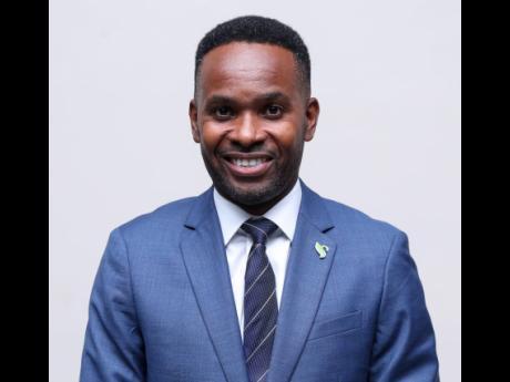 Sean Newman, executive vice-president of Sagicor Group Jamaica Limited.