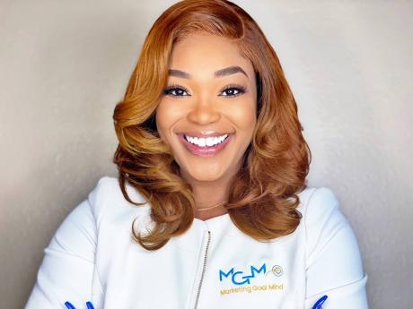 Kedisha Allison McLaughlin has turned her lessons into a way of living with her Marketing Goal Mind, a company focused on advising burgeoning entrepreneurs and smalls businesses on the way forward.Kedisha Allison McLaughlin has turned her lessons into a wa