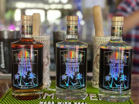 Island Vibes Rum  Island Vibes Rum  Island Vibes Rum