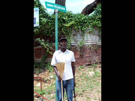 Errol Lee, son of Millard Lee, carries on the legacy of his father, who this street is named after. Errol Lee, son of Millard Lee, carries on the legacy of his father, who this street is named after. Errol Lee, son of Millard Lee, carries on the legacy of