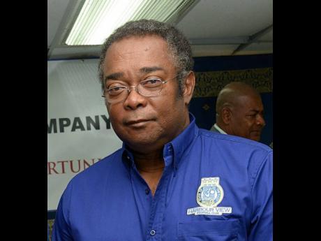 Harold Thomas.