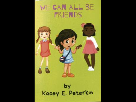 Book cover of We Can All Be Friends.