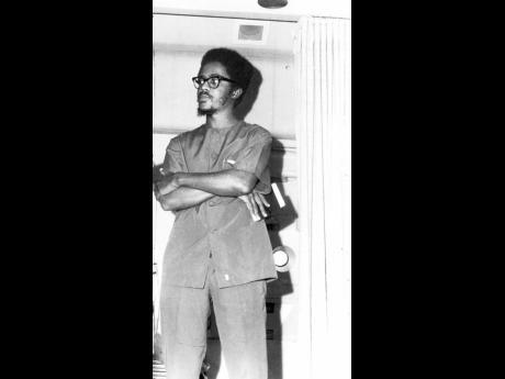 Dr Walter Rodney