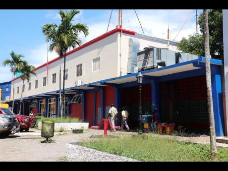 Montego Bay No.1  Post Office has been a long-standing haven for street people. This was one of the locations where persons were picked up and taken to the mudlake in St Elizabeth.