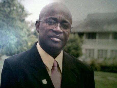 Mayor Sheridan Samuels.