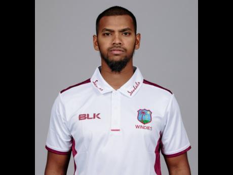 West Indies' Nicholas Pooran.