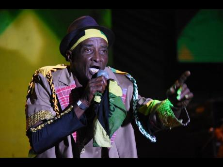 There was much love online for many-time contestant, Father Reece, whose entry is called 'Jamaican Talawah'.