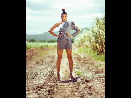 'Stronger' is one of D'Angel's biggest songs to date and she says it was like therapy for her while going through her divorce from King of the Dancehall, Beenie Man.
