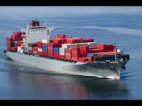 The container shipping industry will surpass US$100 billion amid increasing freight costs driven by the pandemic.