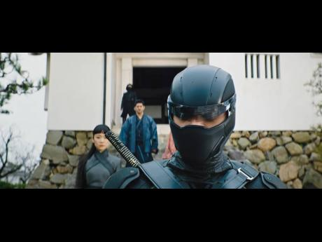 Henry Golding stars in the titular role of this exciting action adventure from the 'G.I. Joe Origins' franchise.