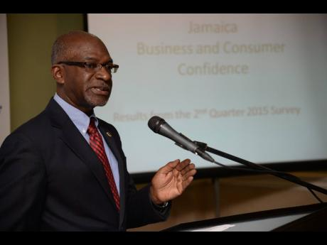 Don Anderson, Managing Director of Market Research Services Limited.