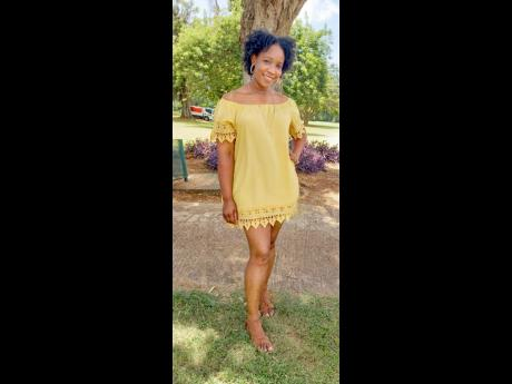 Sanchia Murray Miller, wedding manager, Sandals Grande Ocho Rios, certainly knows how to brighten a brunch. She brought her own sunshine to the manager's function.