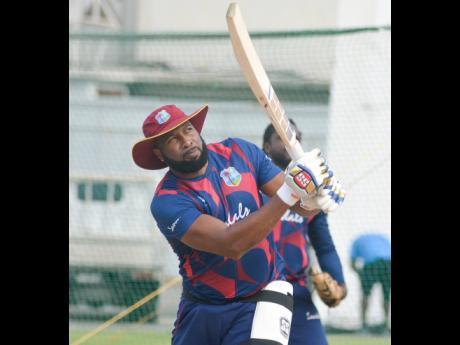 West Indies One-Day International captain Kieron Pollard.
