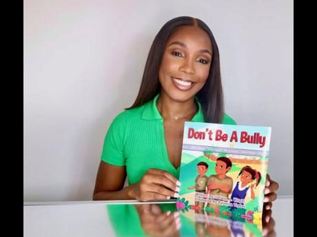 Wright on Time: Jodiann Wright tackles the issue of bullying with her new children's book.