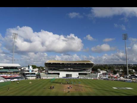 The Kensington Oval in Bridgetown, Barbados.