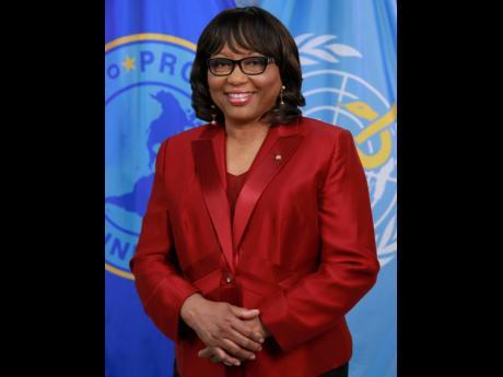 Dr Carissa Etienne.