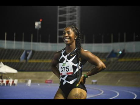 Shelly-Ann Fraser-Pryce shared a list of her most desired places to travel.