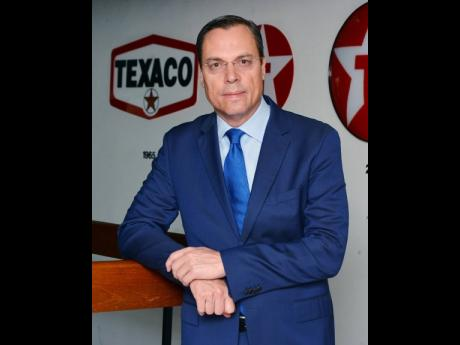 Bela Szabo, CEO of Texaco.