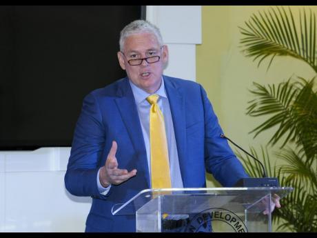 Prime Minister of St Lucia, Allen Chastanet