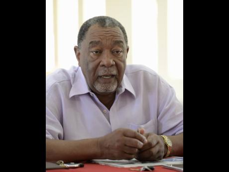 Savanna-la-Mar's Mayor Bertel Moore
