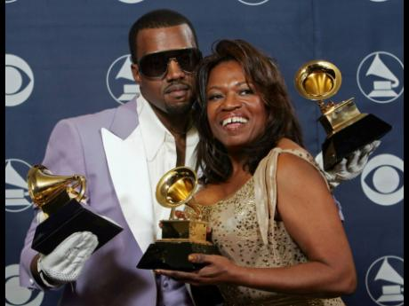 Kanye West unveiled his 10th studio album, 'Donda', in front of a packed crowd in Atlanta. His album was named after his mother, who died at the age of 58 following plastic surgery complications in 2007.