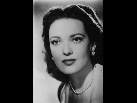 Hollywood actress, Linda Darnell, swore rervenge against Jamaica in 1951 after a bad experience at one of the island's hotels.