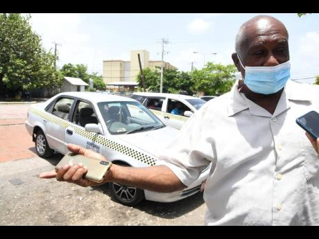 """Taxi driver Paul Ramdass has put the blame for the uptick in COVID cases at the feet of undisciplined Jamaicans. """"Any measures the prime minister takes, I will agree with him,"""" he said."""