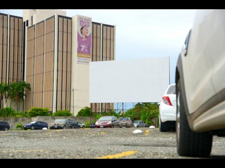 The New Kingston Drive-in Cinema closed on Tuesday. Its reopening is dependent on the receipt of a special extension.