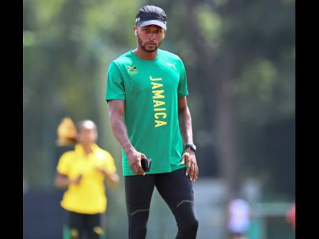 Jaheel Hyde, 400m hurdler, says he will man up to the moment in the Tokyo Olympics.