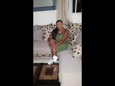Careen McCallum was murdered while playing a board game outside her Grants Pen Drive home in St Andrew.