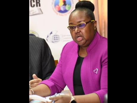 Grace McLean, acting permanent secretary in the Ministry of Education.