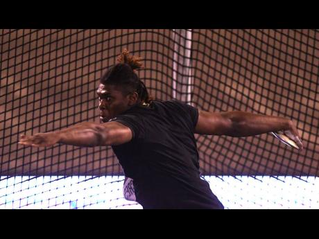 Discus thrower Fedrick Dacres has struggled this season but is hoping to pull out a championship performance at the Tokyo Olympics.