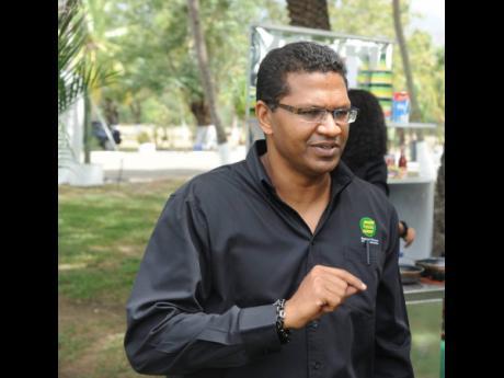 Richard Pandohie, CEO of Seprod Limited.