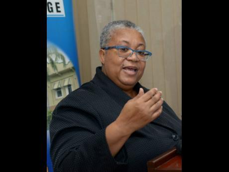 Marlene Street Forrest, managing director of Jamaica Stock Exchange Limited.