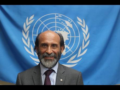 Crispim Moreira – FAO representative.