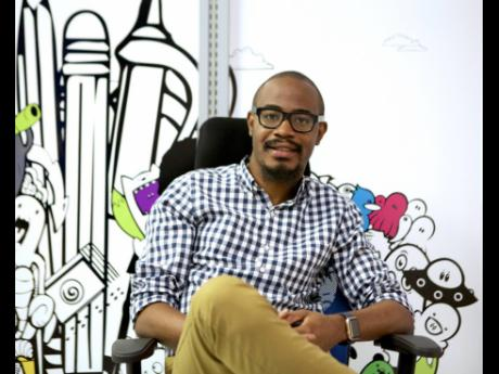 Tyrone Wilson, CEO of iCreate.
