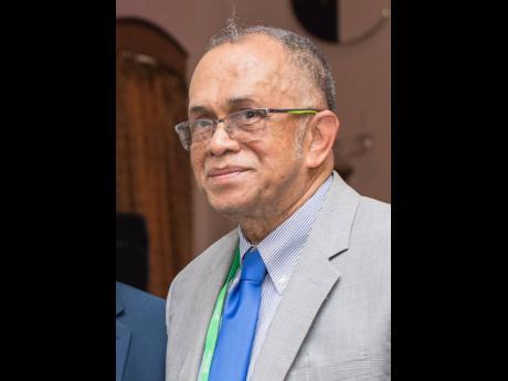 JRC Chairman Clovis Metcalfe