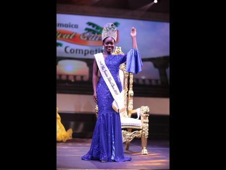 The reigning Miss Jamaica Festival Queen is Khamara Wright of St Catherine. The grand coronation for the competition will be held this Sunday at the Little Theatre in Kingston.