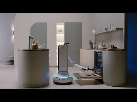 Humankind, the future of domestic artificial intelligence is here.