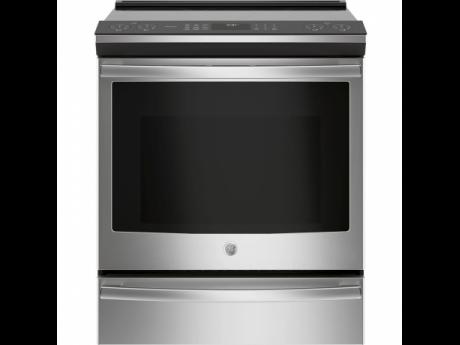 This stove keeps you away from  the kitchen.