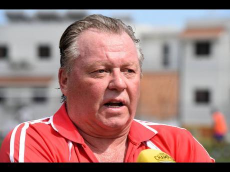 Walter Downes, Mount Pleasant's coach