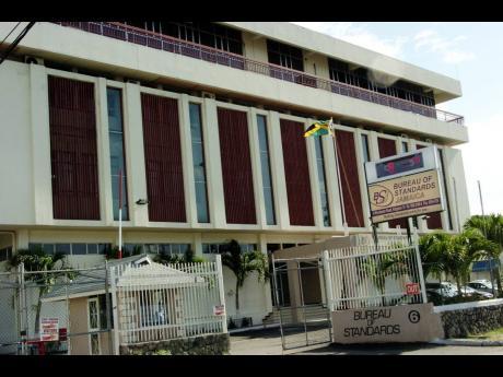 Jamaica's standards watchdog, the Bureau of Standards.