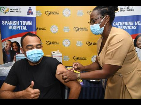 'We have seen creative measures being deployed, including policy around access to work, to certain facilities [and] legislation that requires persons of a particular age to be vaccinated'. – Jamaica's health minister Dr Christopher Tufton
