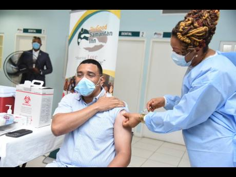 There's not much clarity on the Andrew Holness government's position on the issue, with the prime minister stating last week that he would not make 'anything mandatory', even as he suggested that vaccinated teachers would be treated 'in some pref